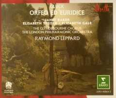 Christoph Willibald Gluck / Orfeo & Euridice / Janet Baker / Elizabeth Gale / London Philharmonic Orchestra / Raymond Leppard
