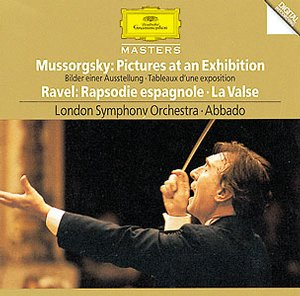 Modest Mussorgsky / Pictures at an Exhibition / London Symphony Orchestra / Claudio Abbado
