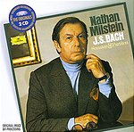 J.S. Bach / Sonatas and Partitas // Nathan Milstein