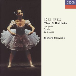 Léo Delibes / Coppélia / Sylvia / La Source 4CD
