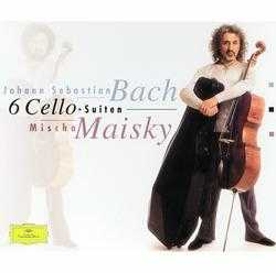J.S. Bach / Cello Suites / Mischa Maisky