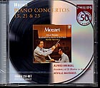 W.A. Mozart / Piano Concertos 15, 21 & 23 / Alfred Brendel / Sir Neville Marriner