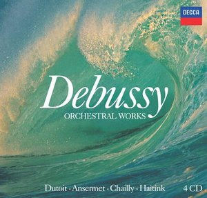 Claude Debussy / Orchestral Works 4CD