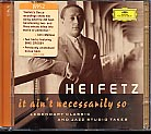 Jascha Heifetz / It Aint't Necessarily So 2CD