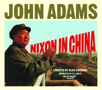 John Adams / Nixon in China 3CD