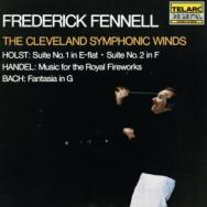 Gustav Holst / Georg Friedrich Händel / J.S. Bach / The Cleveland Symphonic Winds / Frederick Fennell