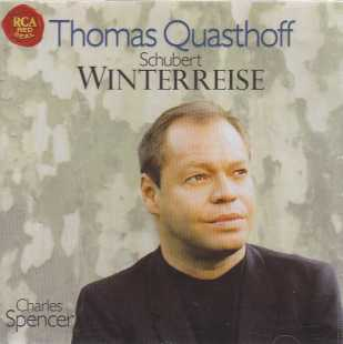Franz Schubert / Winterreise / Thomas Quasthoff / Charles Spencer