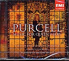 Henry Purcell / Odes and Funeral Music for Queen Mary / Kate Royal / Choir of King's College, Cambridge / Stephen Cleobury