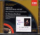 Sir Thomas Beecham / French Orchestral Music // Georges Bizet / Emmanuel Chabrier / Gabriel Fauré / Camille Saint-Saëns / Emmanuel Chabrier