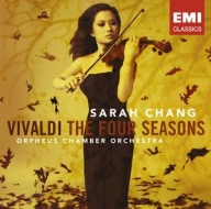 Antonio Vivaldi / The Four Seasons / Orpheus CO / Sarah Chang