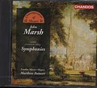 John Marsh / Symphonies // London Mozart Players / Matthias Bamert