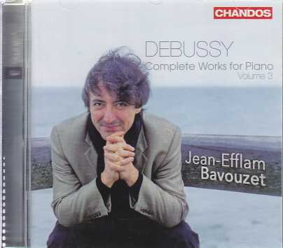 Claude Debussy / Complete Works for Piano, vol. 3 / Jean-Efflam Bavouzet