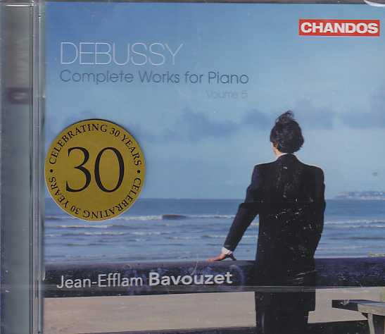 Claude Debussy / Complete Works for Piano, vol. 5 // Jean-Efflam Bavouzet