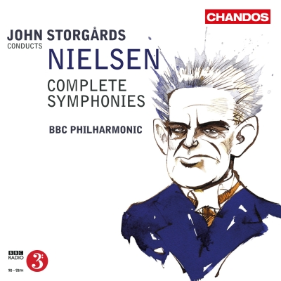Carl Nielsen / Complete Symphonies // BBC Philharmonic / John Storgårds / Gillian Keith / Mark Stone