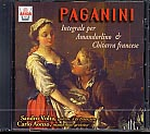 Niccolo Paganini / Complete Works for Mandolin and French Guitar