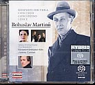Bohuslav Martinu / Memorial for Lidice, etc. / Gürzenich-Orchester Köln / James Conlon SACD