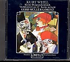Kurt Weill / Concerto for Violin and Winds / Kleine Dreigroschenmusik