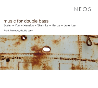 Frank Reinecke / Music for Double Bass // Giacinto Scelsi / Isang Yun / Iannis Xenakis / Manfred Stahnke / Hans Werner Henze / Bent Lorentzen