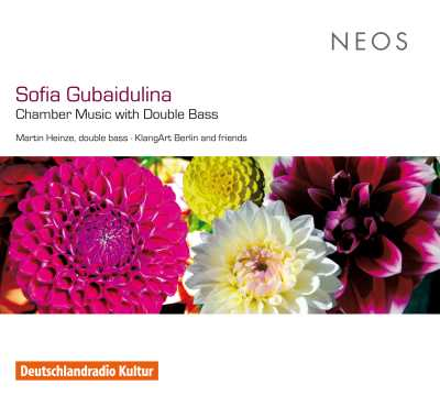Sofia Gubaidulina / Chamber Music with Double Bass // Martin Heinze / KlangArt Berlin