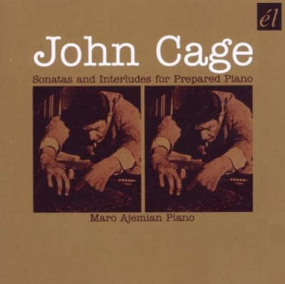 John Cage / Sonatas and Interludes for Prepared Piano // Maro Ajenian