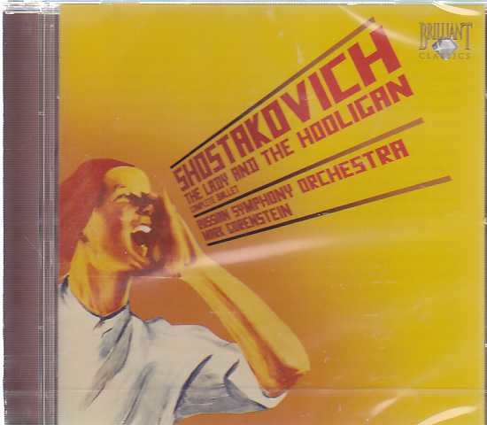 Dmitri Shostakovich / The Lady and the Hooligan / Russian Symphony Orchestra / Mark Gorenstein