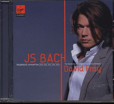 J.S. Bach / Keyboard Concertos / David Fray / The Deutsche Kammerphilharmonie Bremen