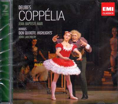 Léo Delibes / Coppelia / Ludwig Minkus / Don Quixote (highlights)