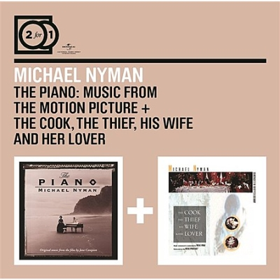 Michael Nyman / The Piano (Jane Campion) / The Cook, The Thief, His Wife and Her Lover (Peter Greenaway) OST