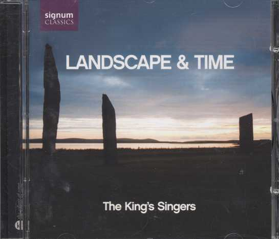 The King's Singers / Landscape & Time