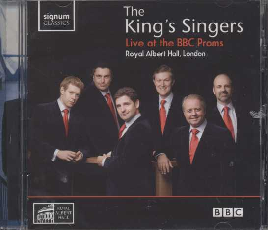 The King's Singers / Live at the BBC Proms