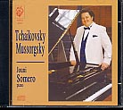 Pyotr Tchaikovsky / The Seasons / Modest Mussorgsky / Pictures at an Exhibition / Jouni Somero