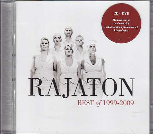Rajaton / Best of 1999-2009 CD+DVD