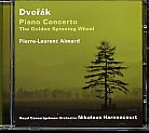 Antonín Dvorák / Piano Concerto / The Golden Spinning Wheel / Pierre-Laurent Aimard / Royal Concertgebouw Orchestra / Nikolaus Harnoncourt
