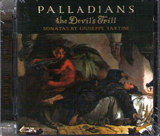Giuseppe Tartini / The Devil's Trill / Palladians