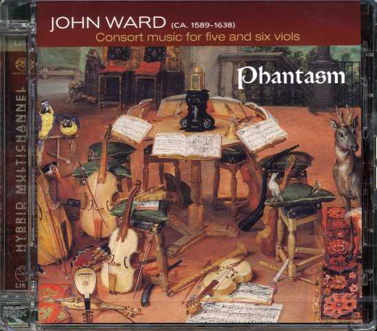 John Ward / Consort Music / Phantasm