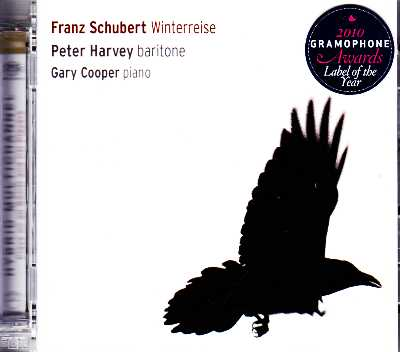 Franz Schubert / Winterreise / Peter Harvey / Gary Cooper