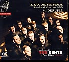 Maurice Duruflé / Requiem / Messe cum jubilo / Vocal Ensemble Gents SACD
