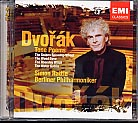 Antonín Dvorák / Tone Poems / Berliner Philharmoniker / Simon Rattle