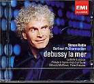 Claude Debussy / La Mer etc. / Berliner Philharmoniker / Simon Rattle