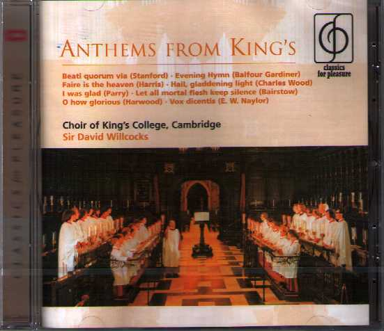 Anthems from King's