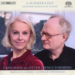 A Summer's Day / 32 Swedish Romantic Songs / Anne Sofie von Otter / Bengt Forsberg