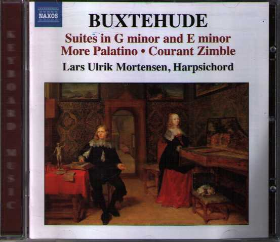 Dieterich Buxtehude / Suites in G minor and E minor