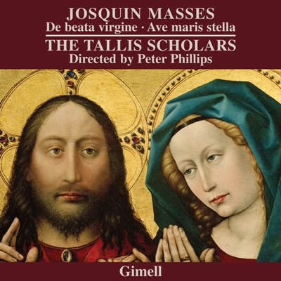 Josquin Desprez / De beata virgine / Ave Maris Stella / The Tallis Scholars