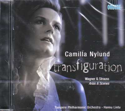 Camilla Nylund / Transfiguration / Tampere Philharmonic Orchestra / Hannu Lintu