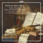 Heinrich Biber / Violin Sonatas from the Kremsier Archive / Anton Steck