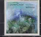 John Cage / Thirteen / Ensemble 13 / Manfred Reichert