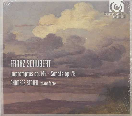 Franz Schubert / Piano Sonata No. 18 / Impromptus / Andreas Staier