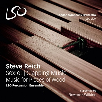 Steve Reich / Sextet / Clapping Music / Music for Pieces of Wood // LSO Percussion Ensemble