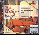 Franz Xaver Richter / Johann Stamitz / Early String Symphonies, vol. 2 / New Dutch Academy / Simon Murphy SACD