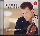 Bravo! Virtuoso and Romantic Encores for Violin
